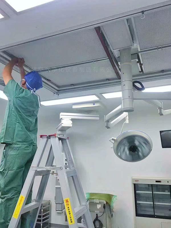 医院手术室高效空气过滤器的使用期限问