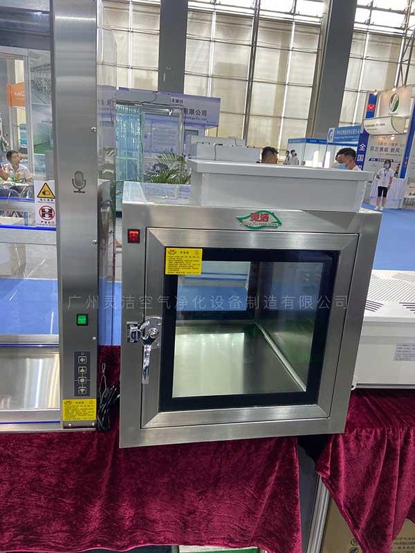 PCR实验室传递窗|核酸检测实验室传递窗
