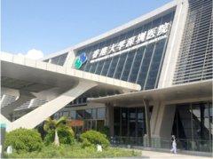 恭喜我司中标香港大学深圳医院初中效空调过滤器更换安装项目